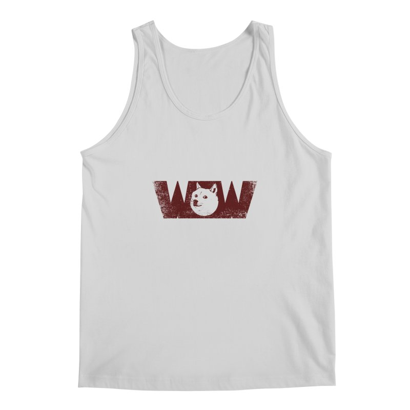 Such Wow Men's Tank by Thirty Silver