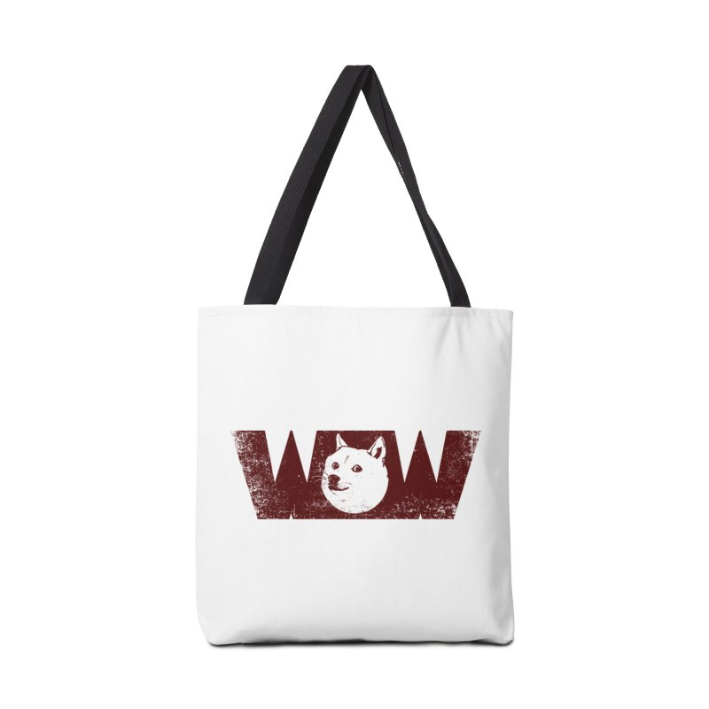 Such Wow Accessories Tote Bag Bag by Thirty Silver