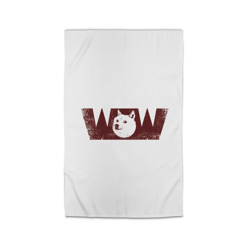 Such Wow Home Rug by Thirty Silver