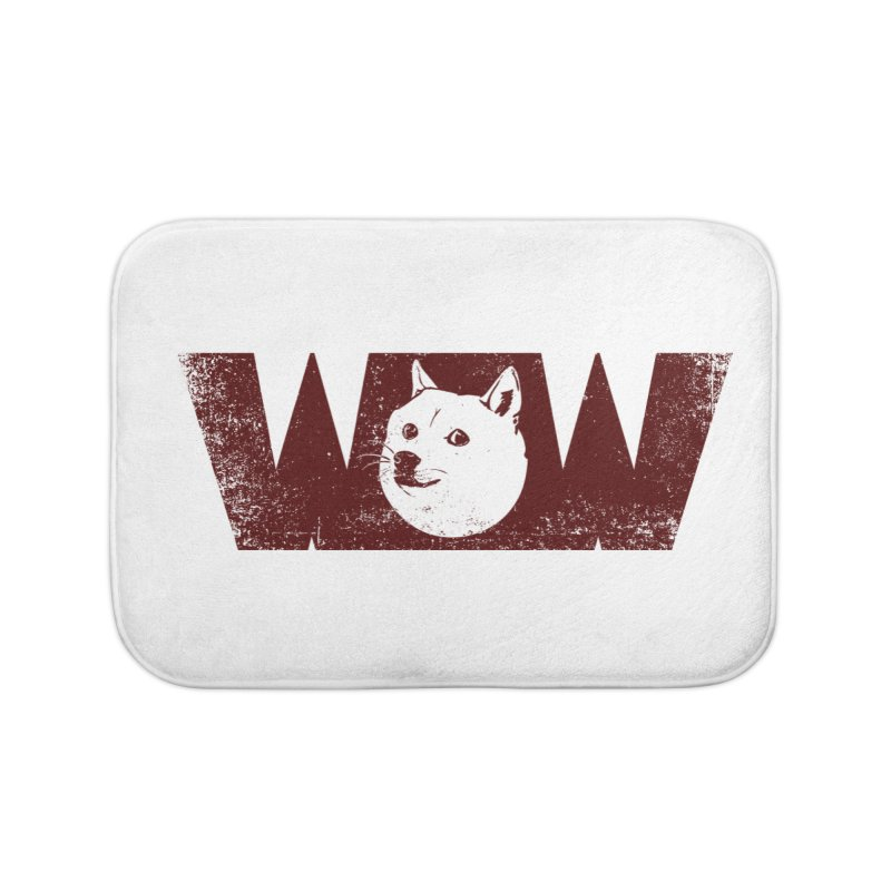 Such Wow Home Bath Mat by Thirty Silver