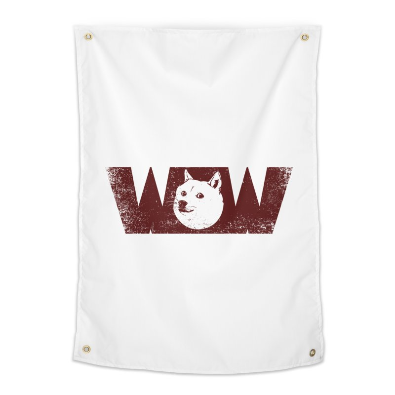 Such Wow Home Tapestry by Thirty Silver