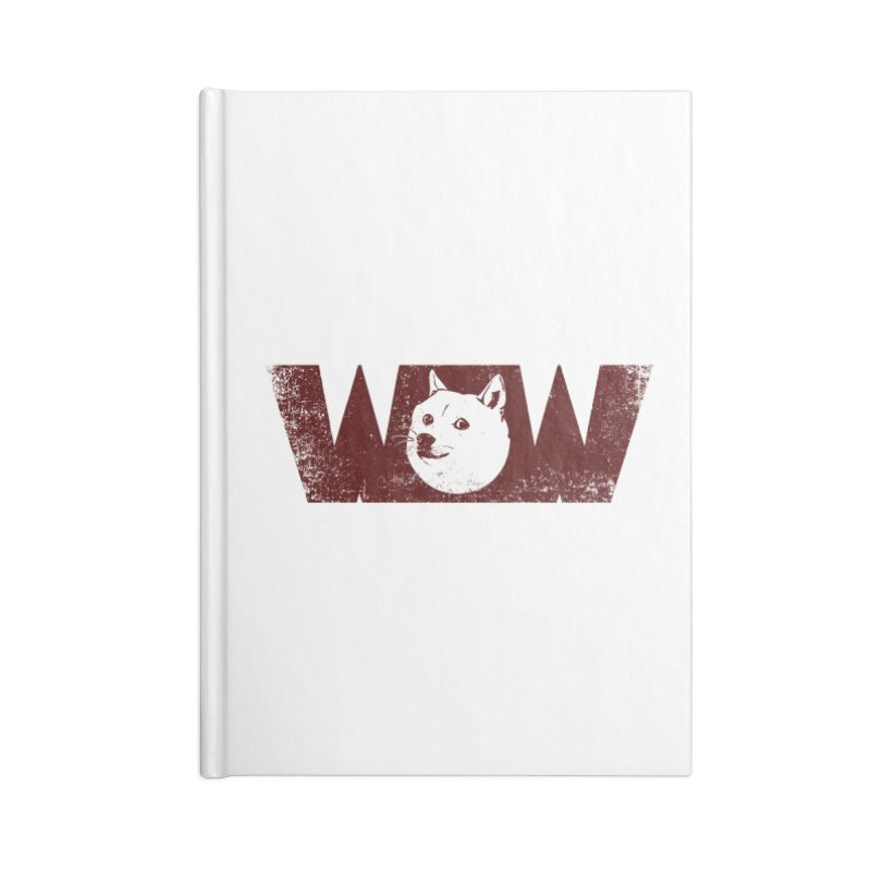 Such Wow Accessories Notebook by Thirty Silver