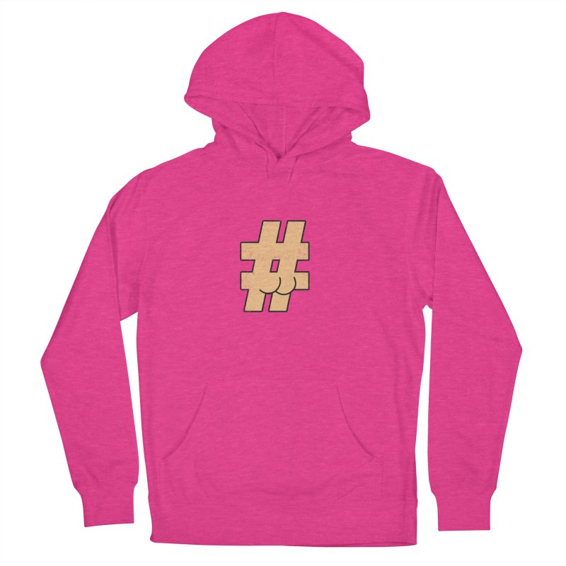 hashtagdatassdoh Men's French Terry Pullover Hoody by Thirty Silver