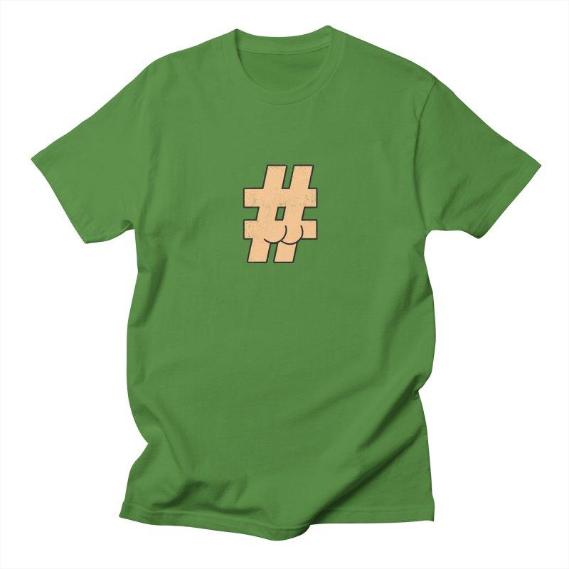 hashtagdatassdoh Men's T-Shirt by Thirty Silver