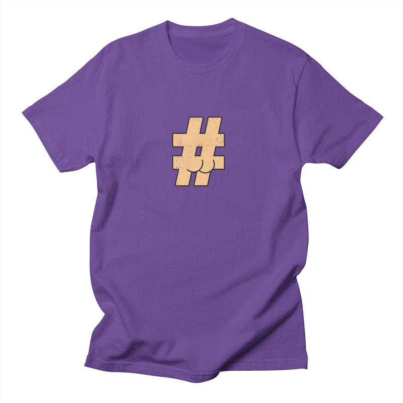 hashtagdatassdoh Men's Regular T-Shirt by Thirty Silver