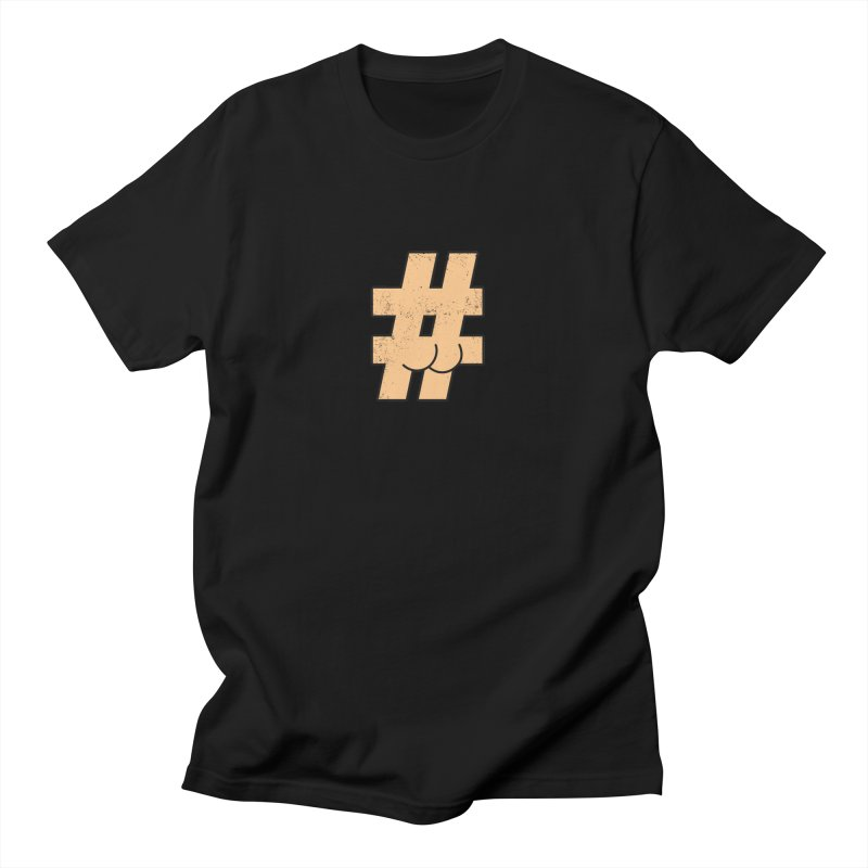 hashtagdatassdoh Women's Unisex T-Shirt by Thirty Silver