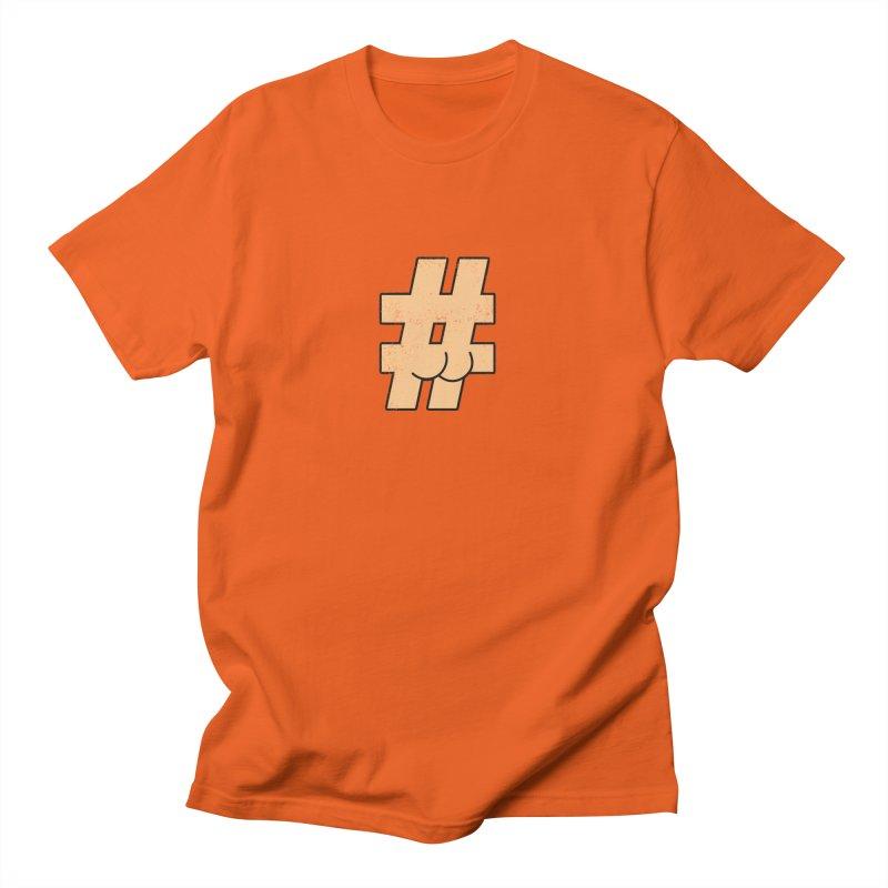 hashtagdatassdoh Women's Regular Unisex T-Shirt by Thirty Silver