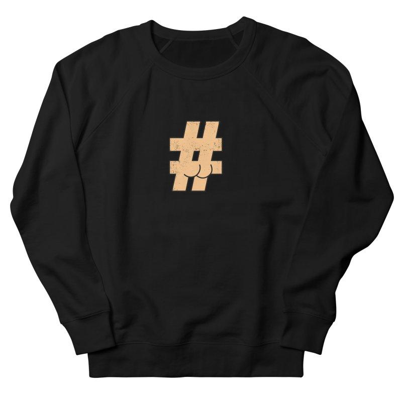 hashtagdatassdoh Women's French Terry Sweatshirt by Thirty Silver