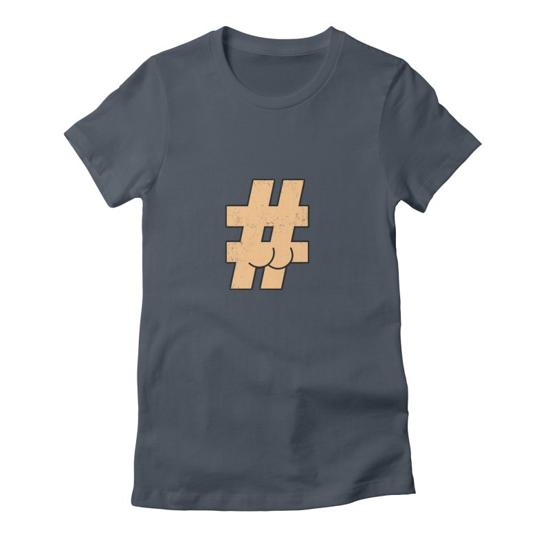 hashtagdatassdoh Women's T-Shirt by Thirty Silver