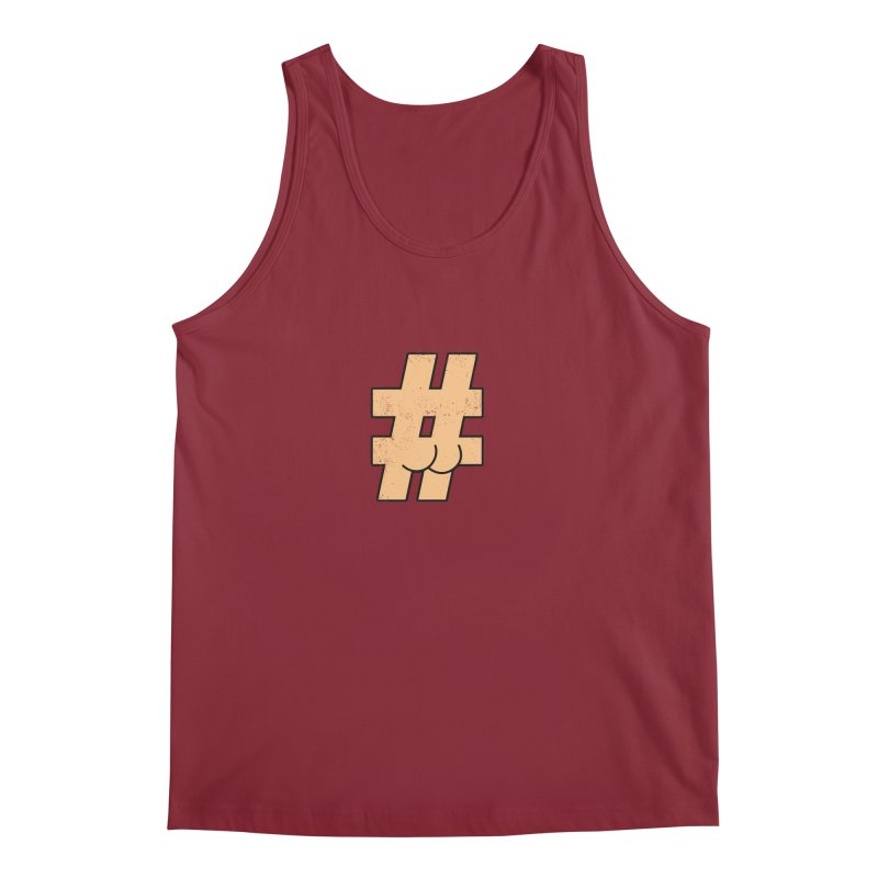 hashtagdatassdoh Men's Tank by Thirty Silver