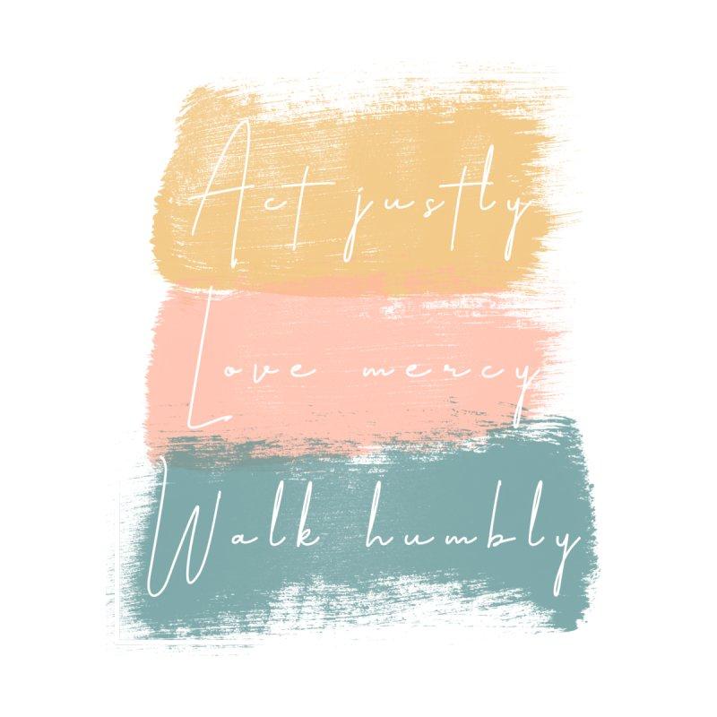 Act. Love. Walk by XXXIII Apparel