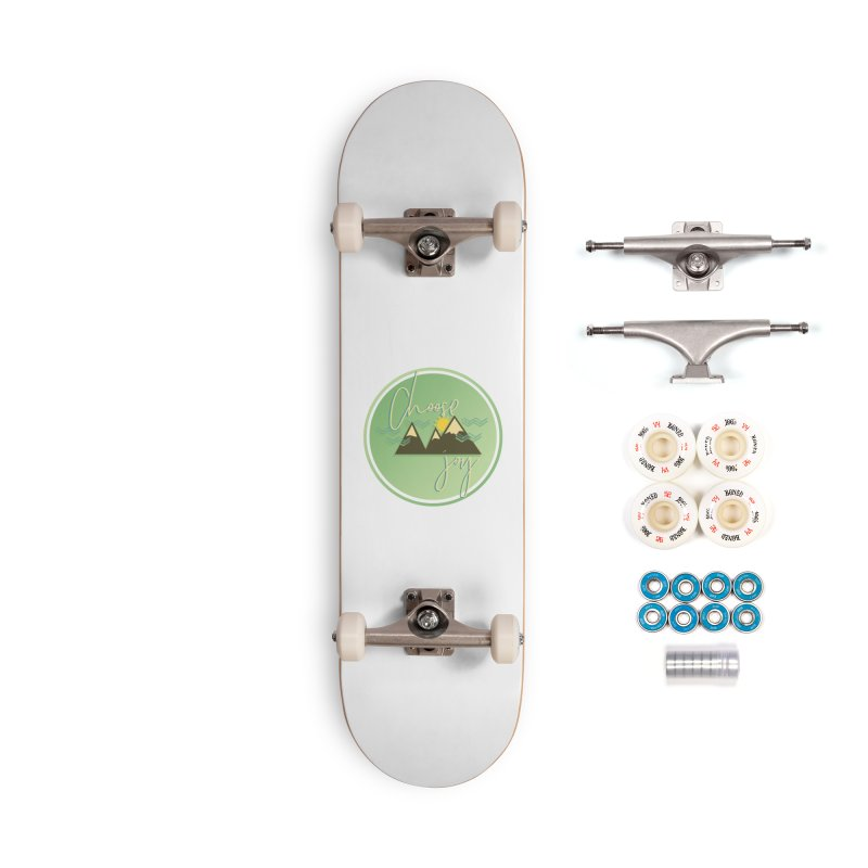 Choose Joy Accessories Complete - Premium Skateboard by XXXIII Apparel