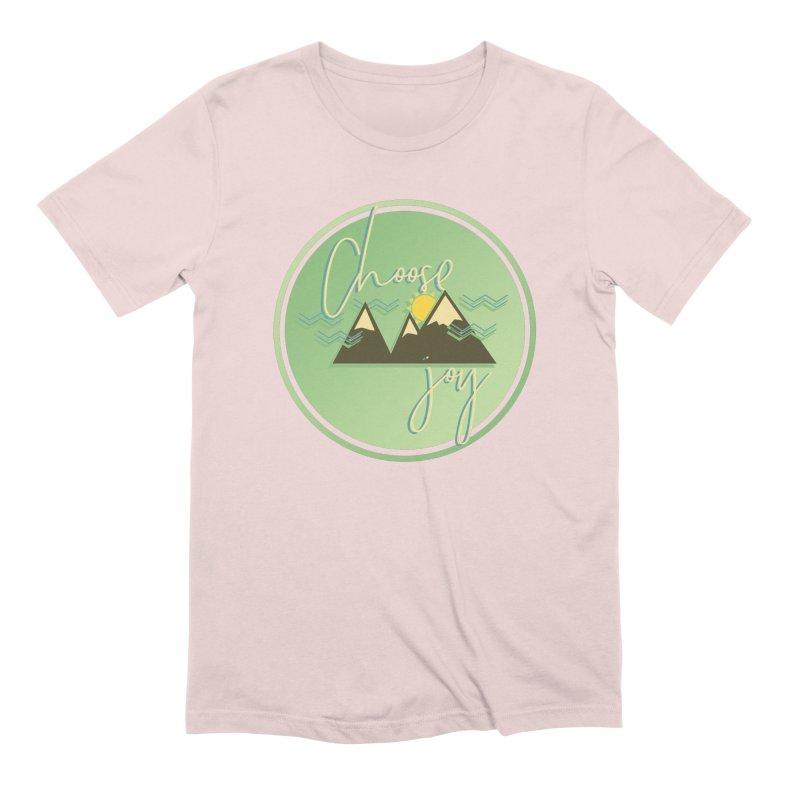 Choose Joy Men's Extra Soft T-Shirt by XXXIII Apparel