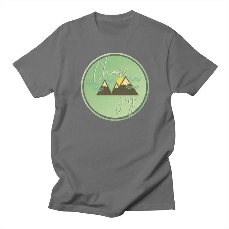 Choose Joy Men's T-Shirt by XXXIII Apparel