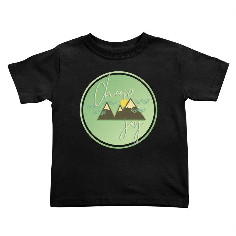 Choose Joy Kids Toddler T-Shirt by XXXIII Apparel