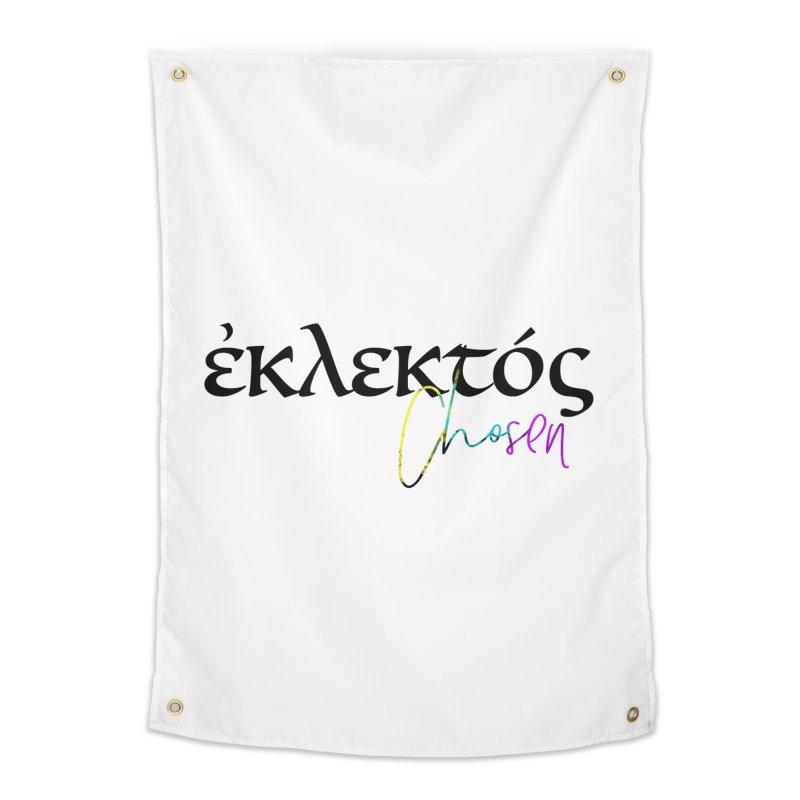 Eklektos - Chosen Home Tapestry by XXXIII Apparel