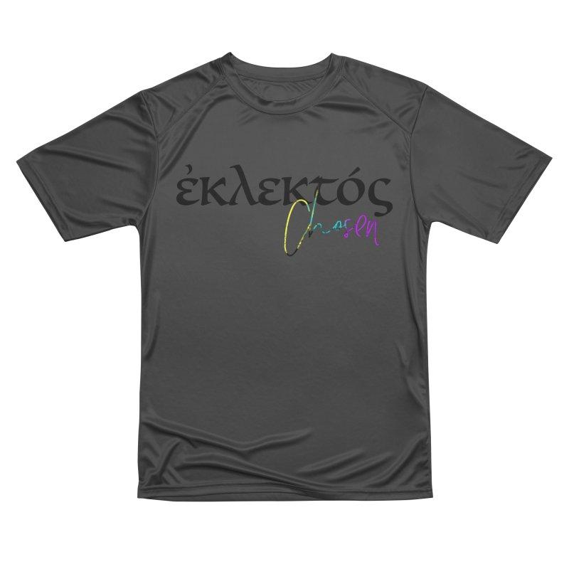 Eklektos - Chosen Men's Performance T-Shirt by XXXIII Apparel