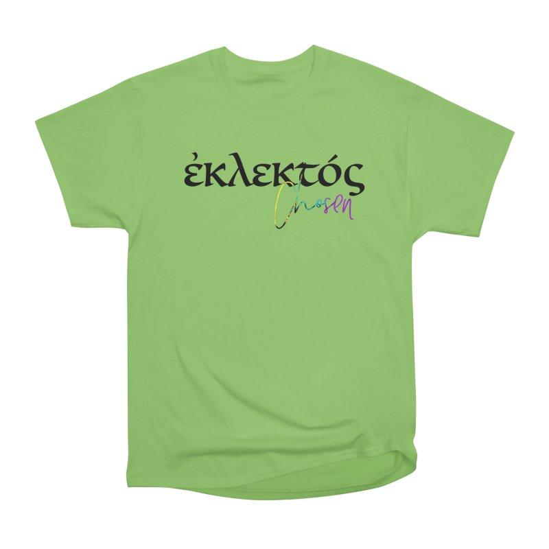 Eklektos - Chosen Women's Heavyweight Unisex T-Shirt by XXXIII Apparel