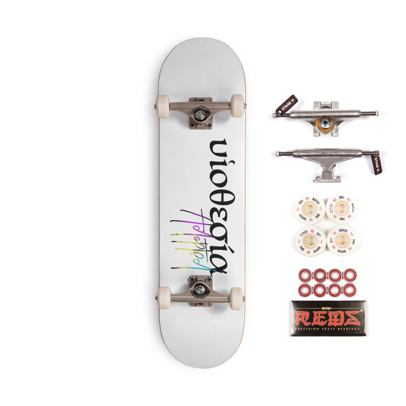 Huiothesia - Adopted Accessories Complete - Pro Skateboard by XXXIII Apparel