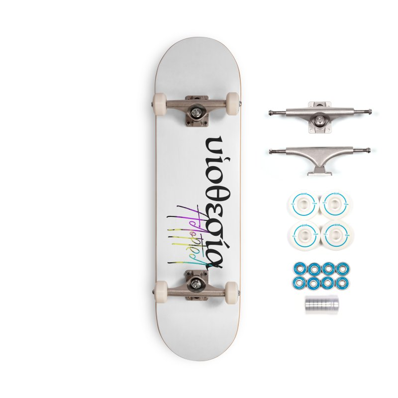 Huiothesia - Adopted Accessories Complete - Basic Skateboard by XXXIII Apparel