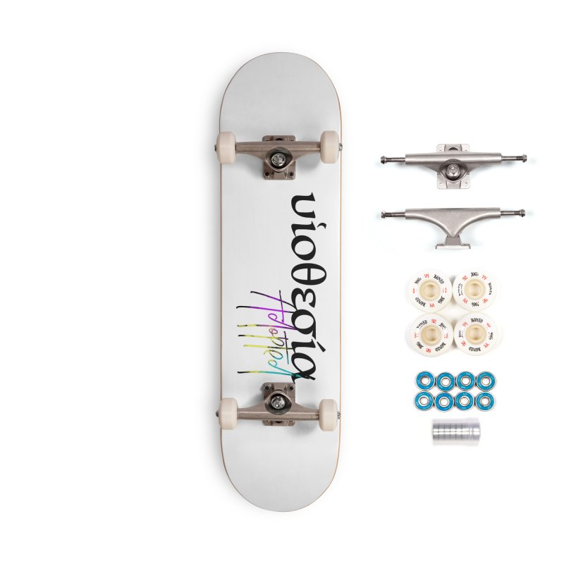 Huiothesia - Adopted Accessories Complete - Premium Skateboard by XXXIII Apparel