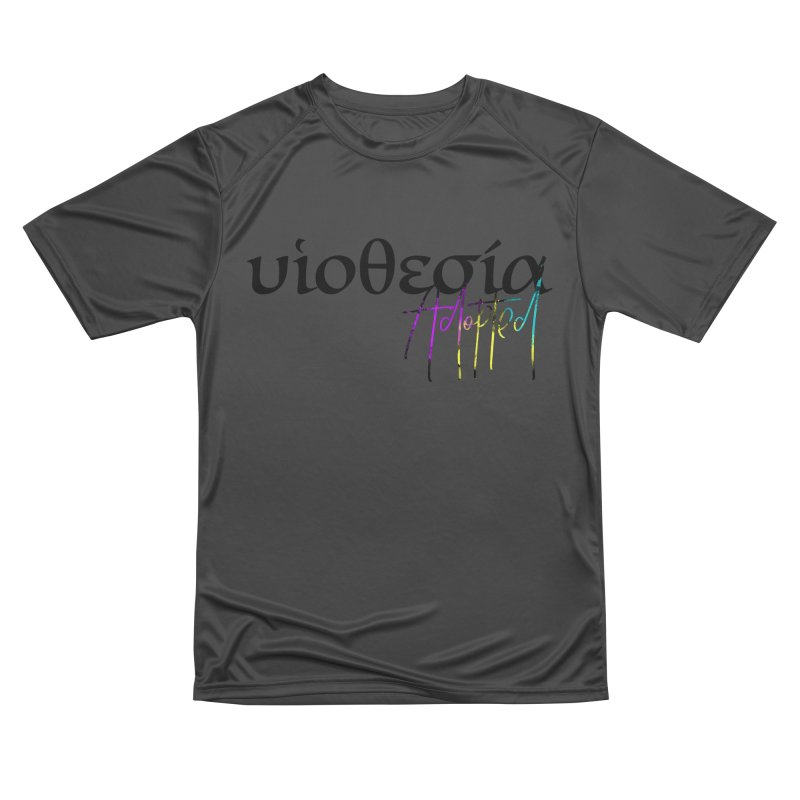Huiothesia - Adopted Men's Performance T-Shirt by XXXIII Apparel