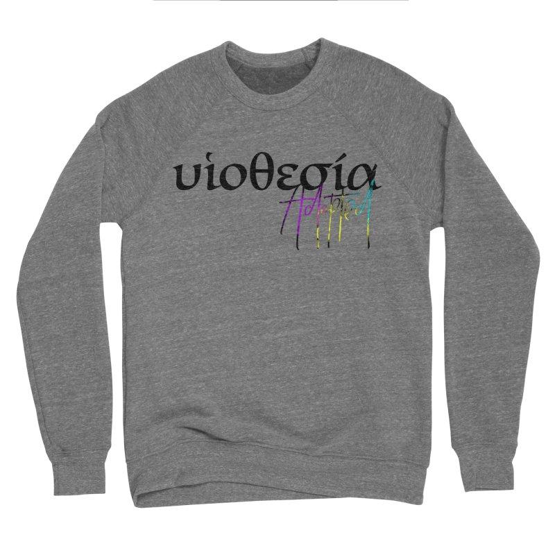 Huiothesia - Adopted Women's Sponge Fleece Sweatshirt by XXXIII Apparel