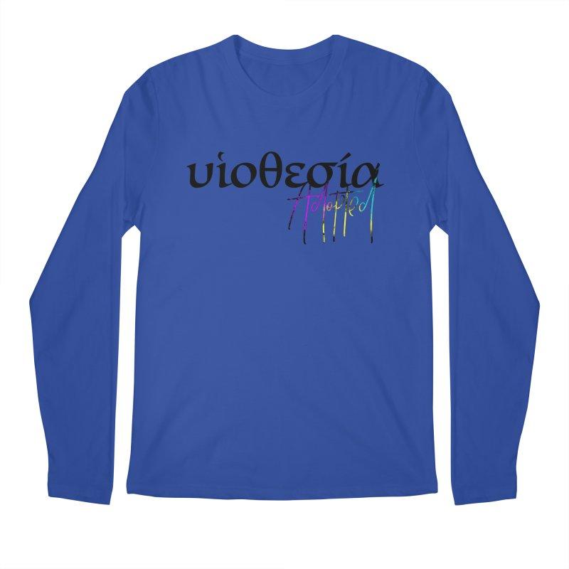 Huiothesia - Adopted Men's Regular Longsleeve T-Shirt by XXXIII Apparel