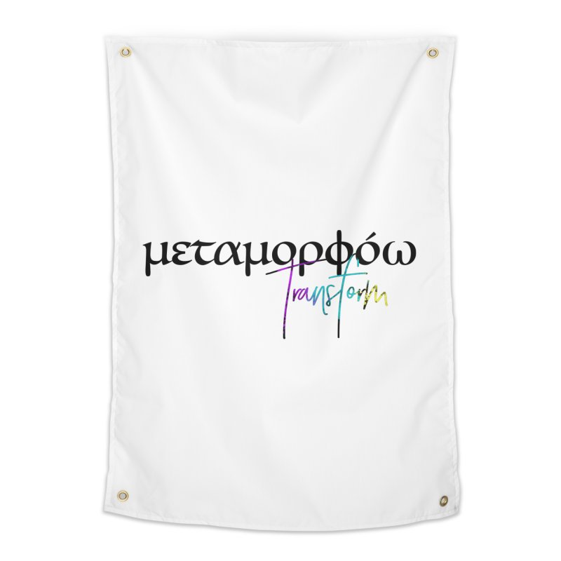 Metamorphoo - Transform Home Tapestry by XXXIII Apparel