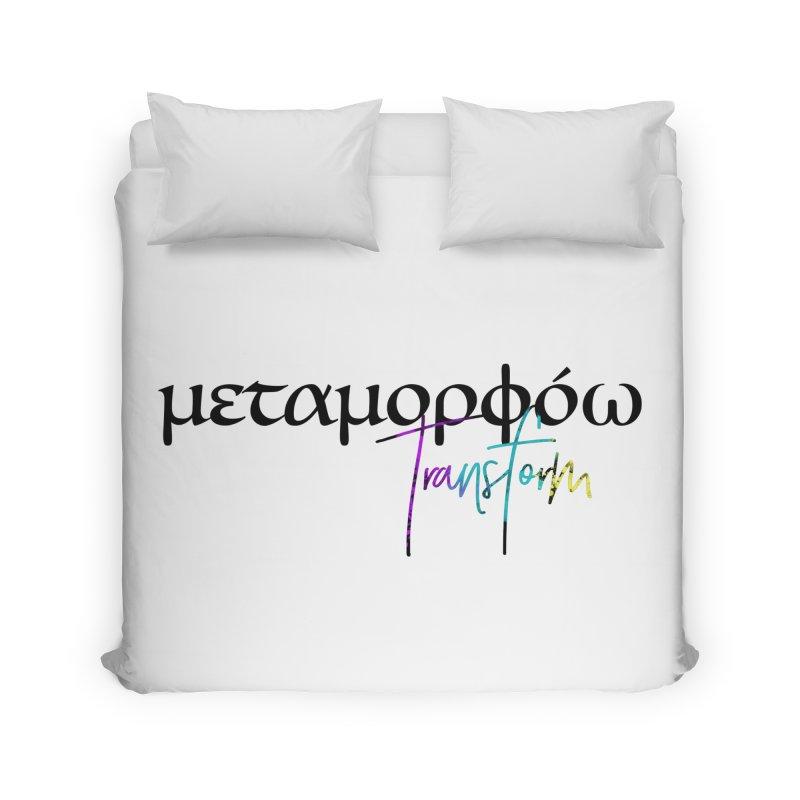 Metamorphoo - Transform Home Duvet by XXXIII Apparel