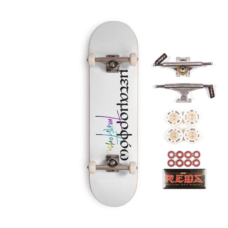 Metamorphoo - Transform Accessories Complete - Pro Skateboard by XXXIII Apparel