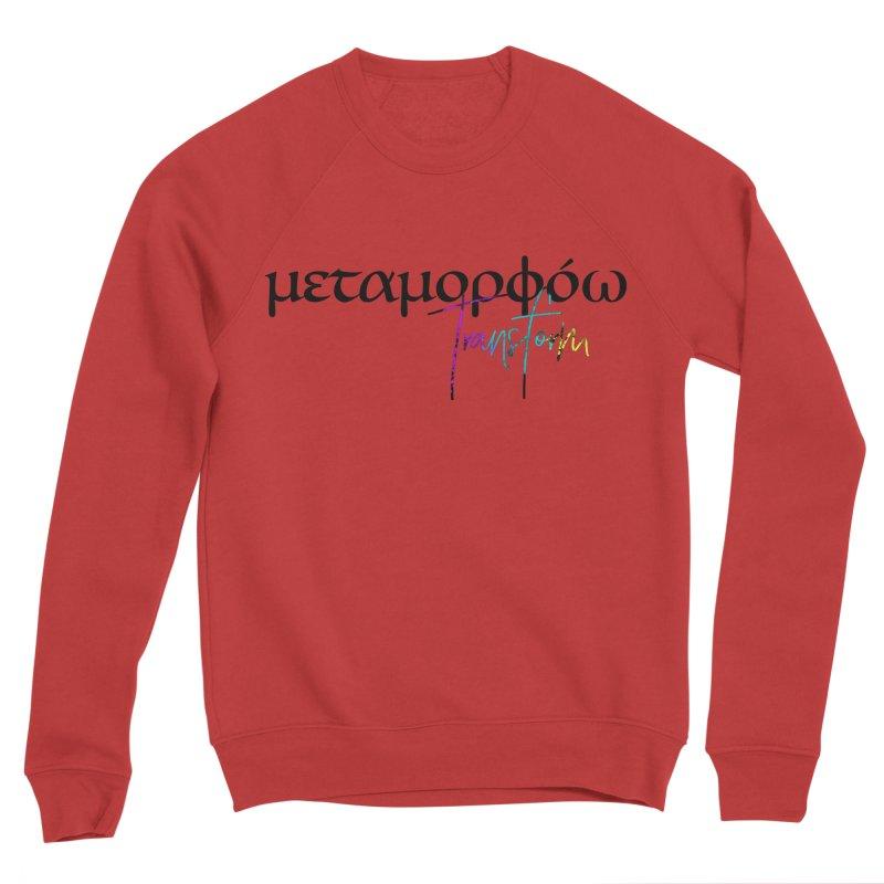 Metamorphoo - Transform Men's Sponge Fleece Sweatshirt by XXXIII Apparel