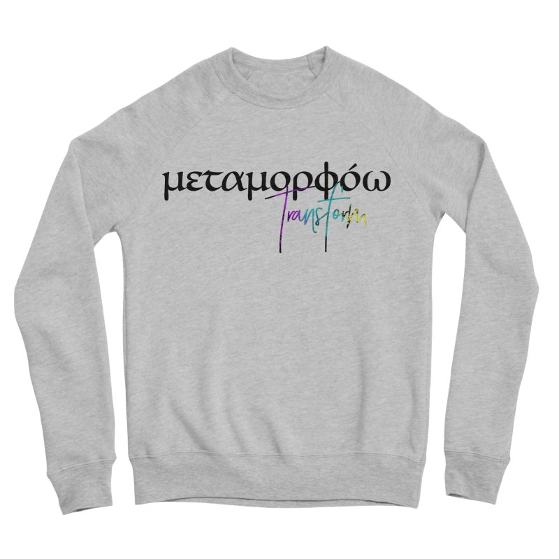 Metamorphoo - Transform Men's Sponge Fleece Sweatshirt by XXXIII Apparel