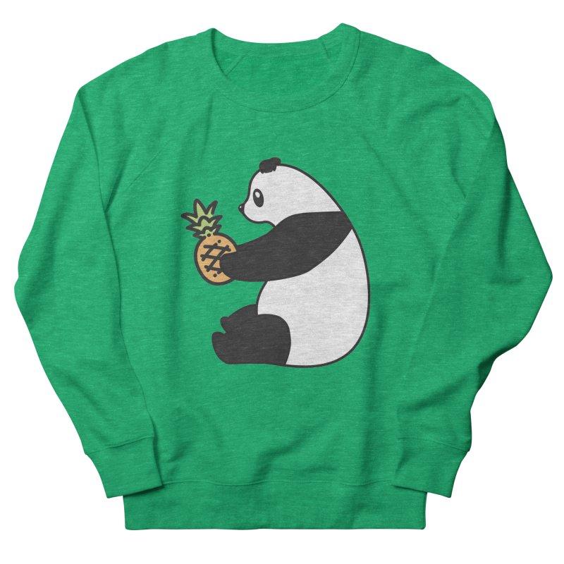 Bear Fruit - Pineapple Panda Men's Sweatshirt by XXXIII Apparel