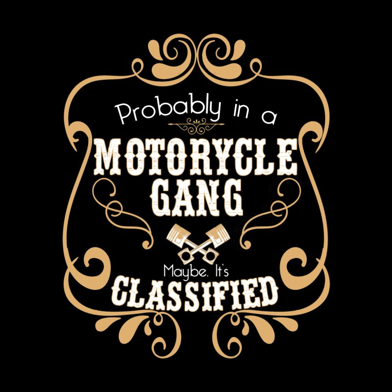 Motorcycle Gang by XXXIII Apparel