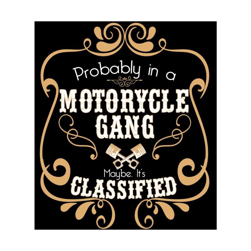 Motorcycle Gang - Dark by XXXIII Apparel