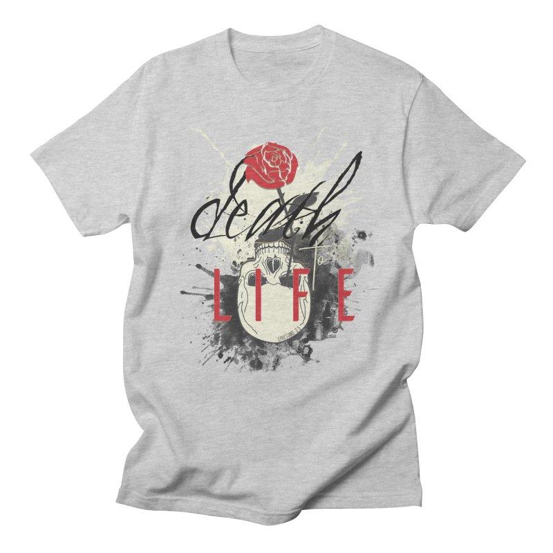 Death to Life Women's Regular Unisex T-Shirt by XXXIII Apparel
