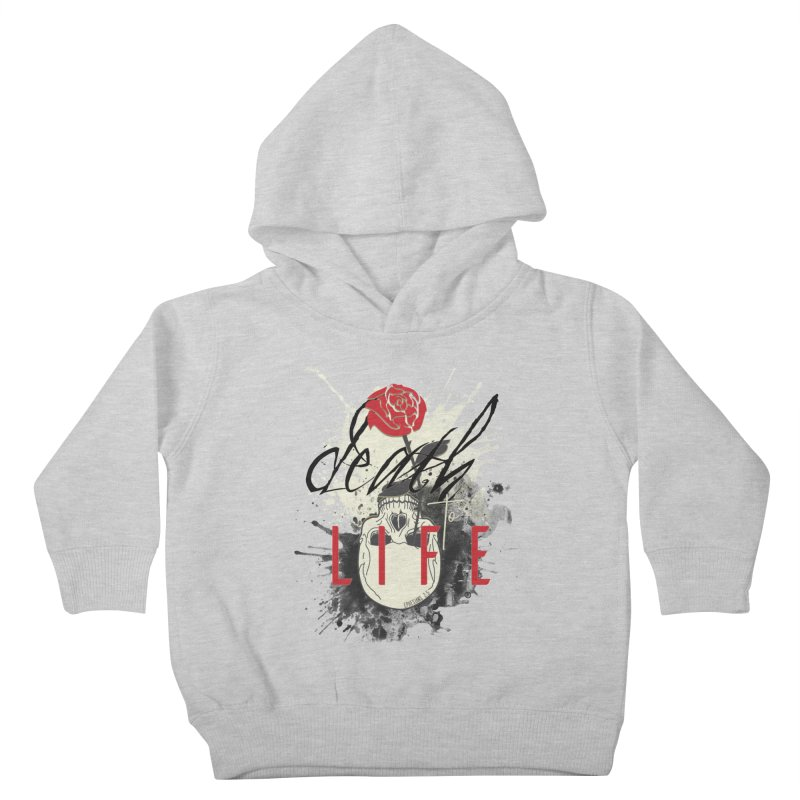 Death to Life Kids Toddler Pullover Hoody by XXXIII Apparel