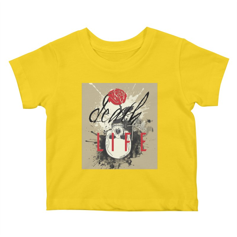 Death to Life Kids Baby T-Shirt by XXXIII Apparel