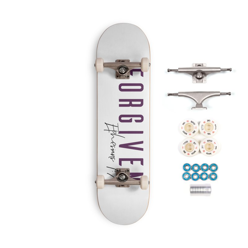 Forgiven Accessories Complete - Premium Skateboard by XXXIII Apparel