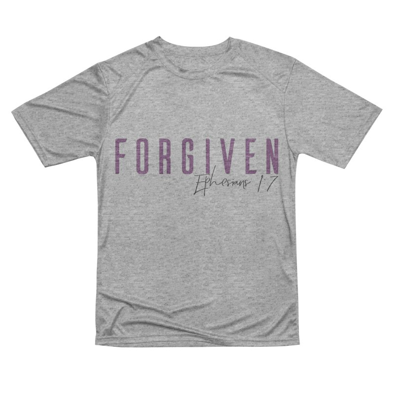 Forgiven Men's Performance T-Shirt by XXXIII Apparel