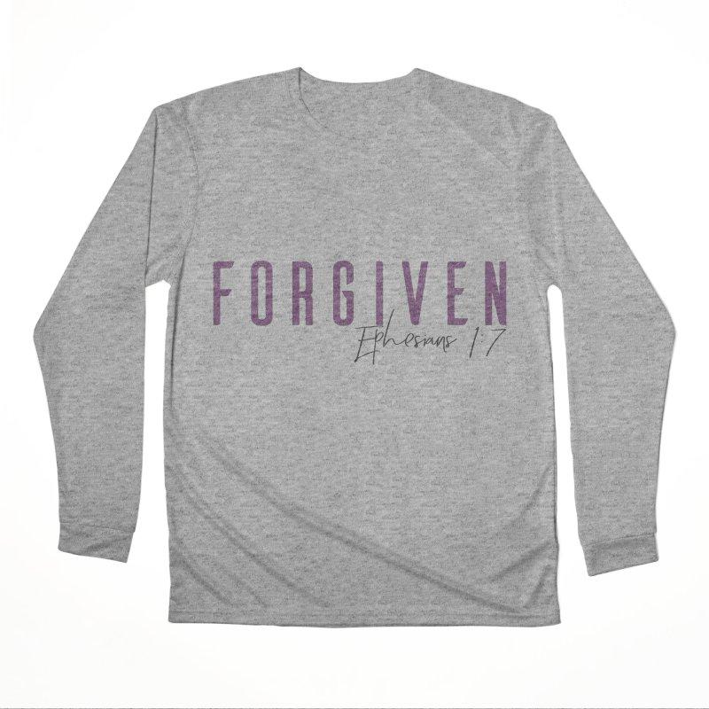 Forgiven Men's Performance Longsleeve T-Shirt by XXXIII Apparel
