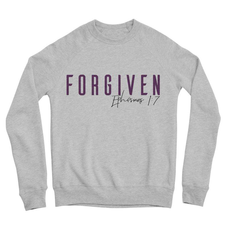 Forgiven Women's Sponge Fleece Sweatshirt by XXXIII Apparel