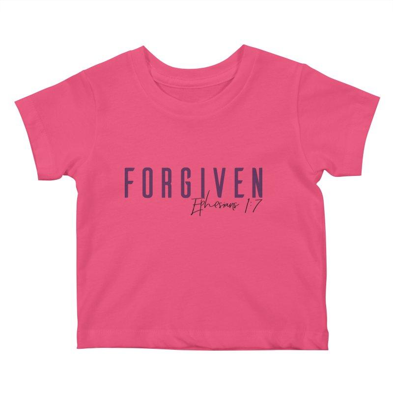 Forgiven Kids Baby T-Shirt by XXXIII Apparel