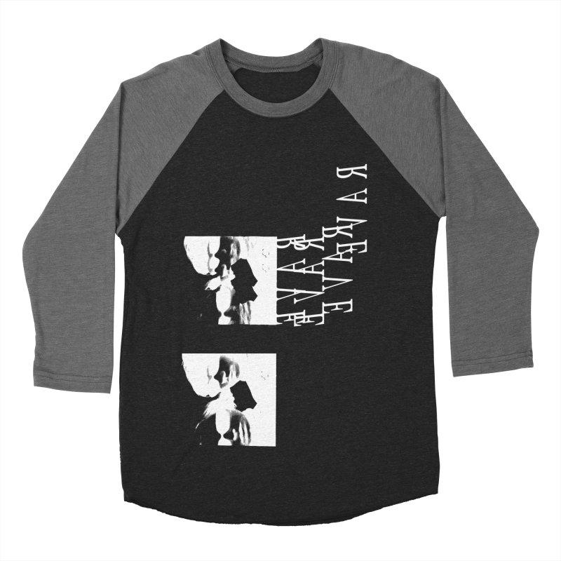 CXEMA Men's Baseball Triblend Longsleeve T-Shirt by xydxydxydxydxydxyd