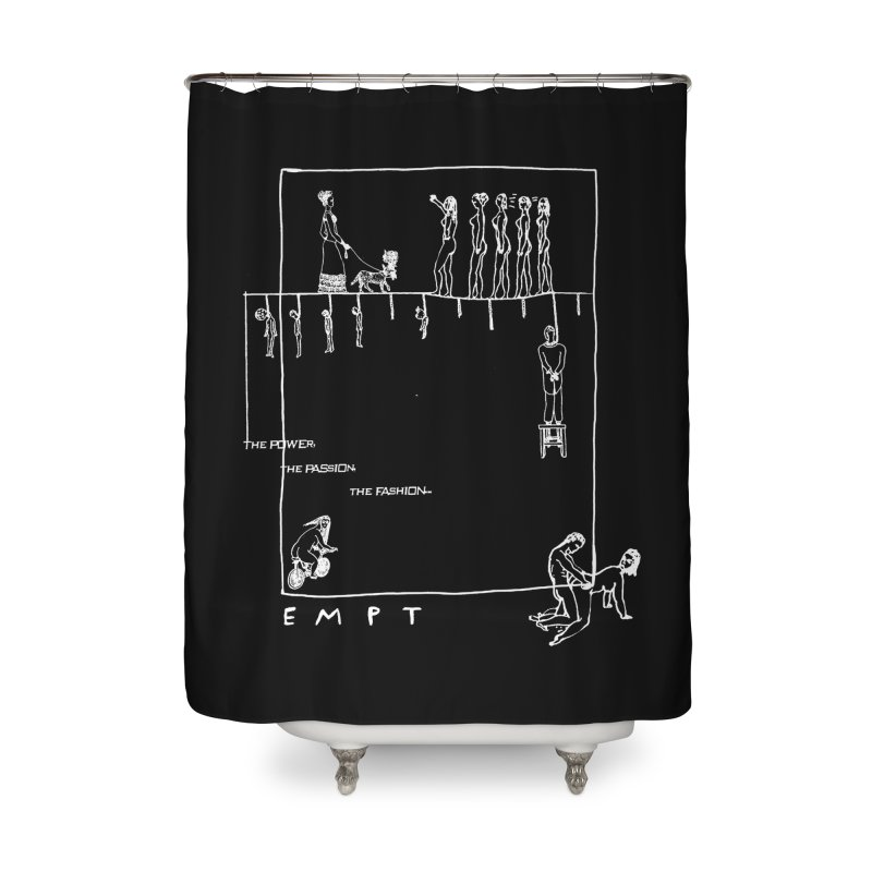 CAV EMPT Tribute Home Shower Curtain by xydxydxydxydxydxyd