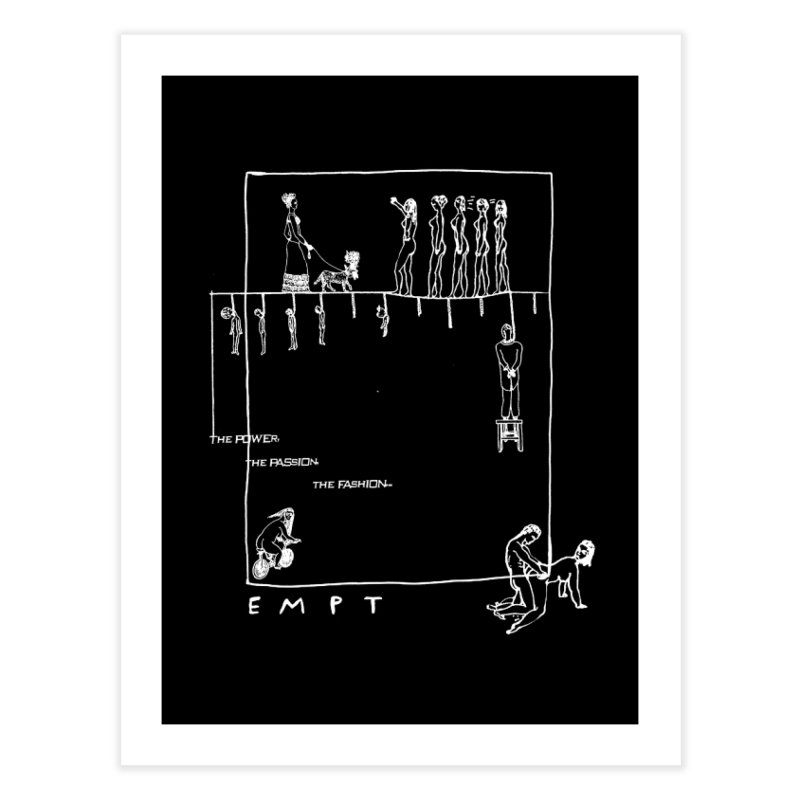 CAV EMPT Tribute Home Fine Art Print by xydxydxydxydxydxyd