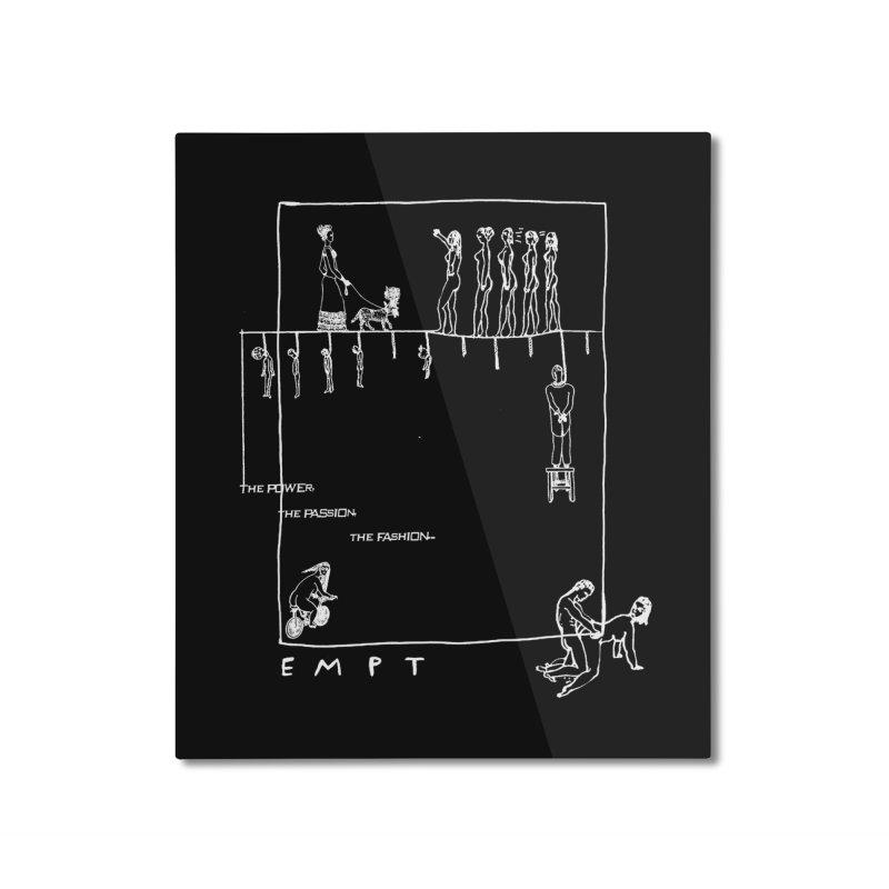 CAV EMPT Tribute Home Mounted Aluminum Print by xydxydxydxydxydxyd