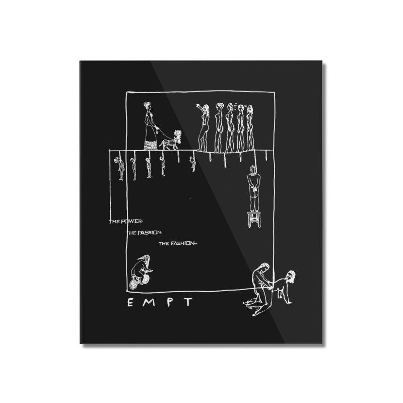 CAV EMPT Tribute Home Mounted Acrylic Print by xydxydxydxydxydxyd