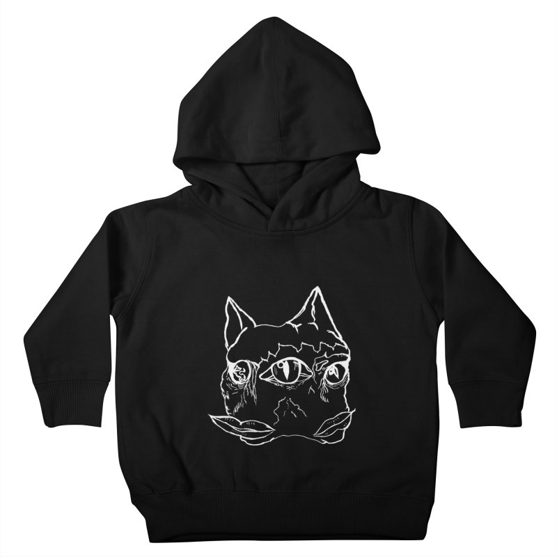 MEOW RAWWR Kids Toddler Pullover Hoody by xydxydxydxydxydxyd